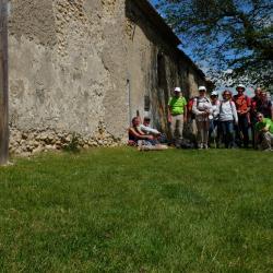 La crête de Vaumusse 17 mai 2016  La Chapelle St Joseph a Vaumusse
