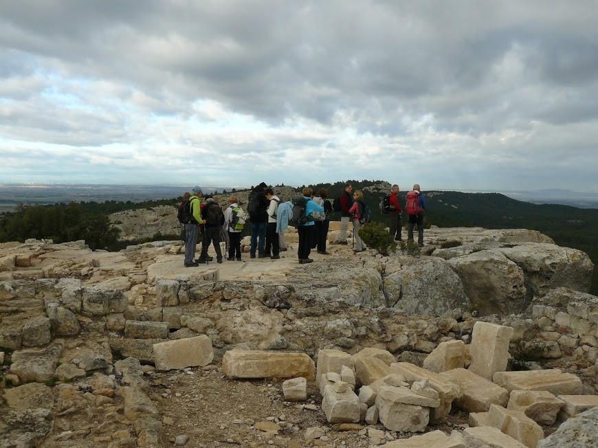 Les Alpilles : Sous l'oppidum du MontPaon 5