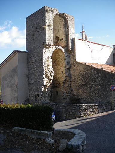 Ancien chateau Fayence