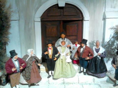Aubagne Au musée du santonnier (6)