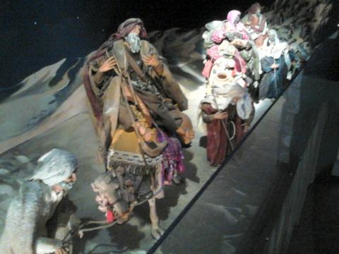 Aubagne Au musée du santonnier (1)