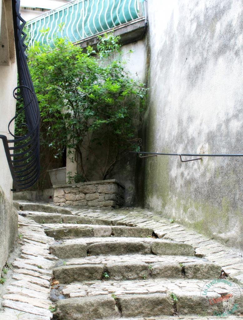 Escalier typique