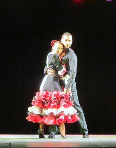 Sur des pas de tango argentin à l'espace Ch Trenet
