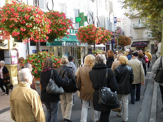Rue Antibes