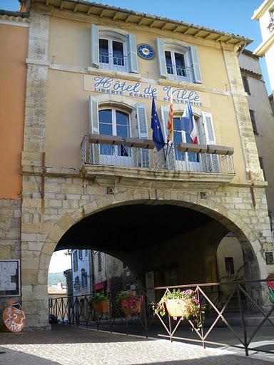 Hotel de ville Fayence