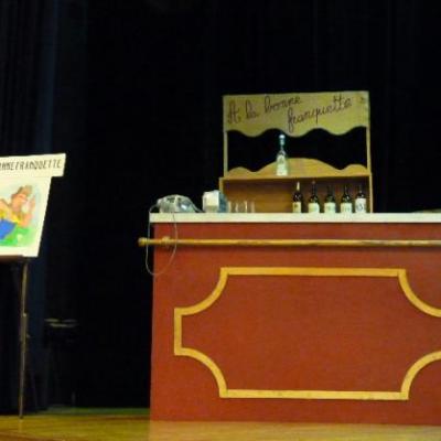 Petit Théâtre de l'UTD - A la Bonne Franquette - juin 2011