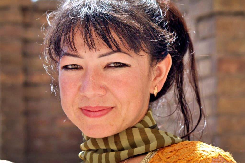 Portrait femme 4