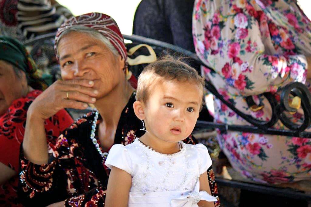 Portrait Femme et enfant
