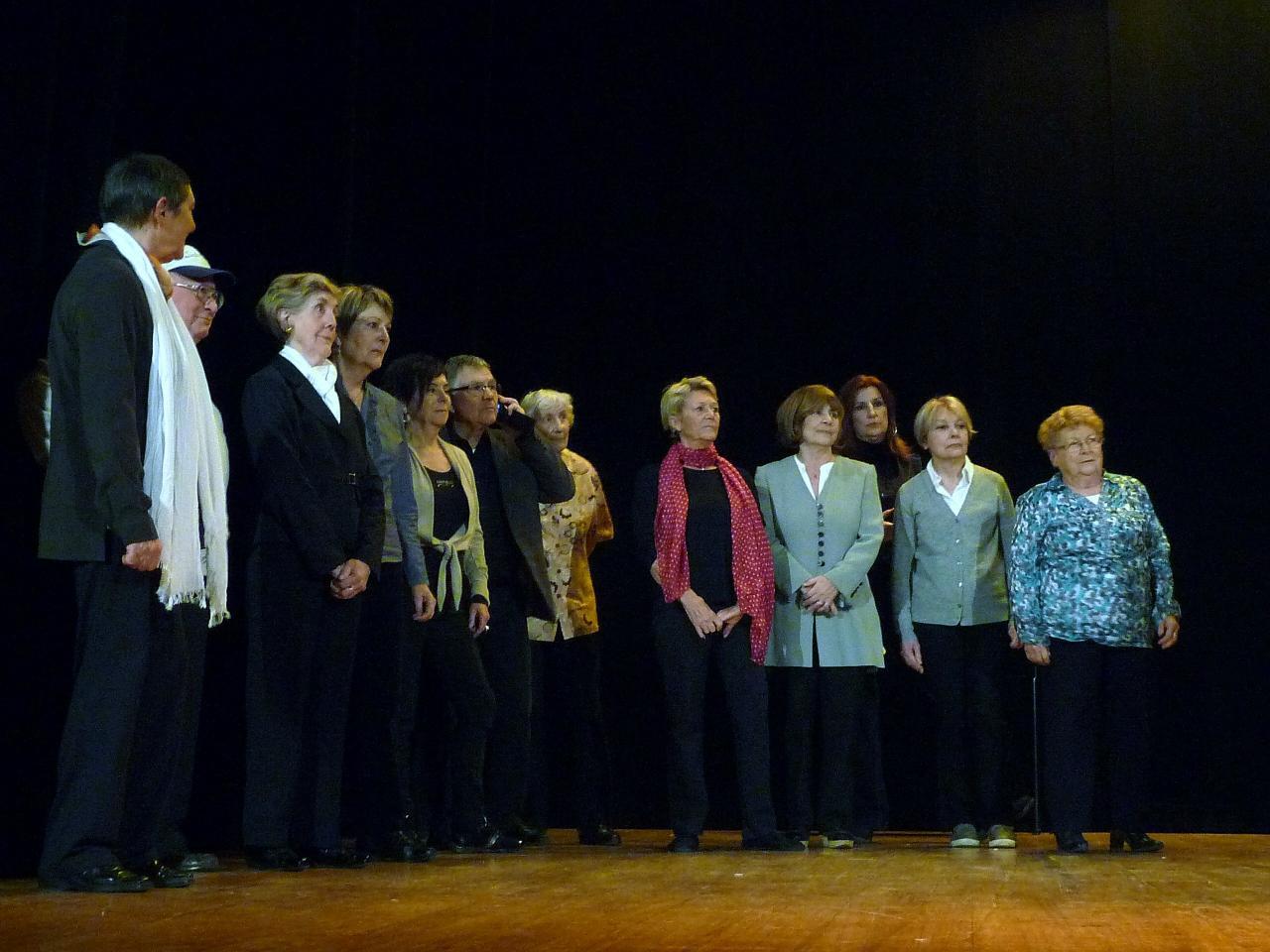 Le pt Théâtre fait son casting: Tout va très bien Mme la Marquise