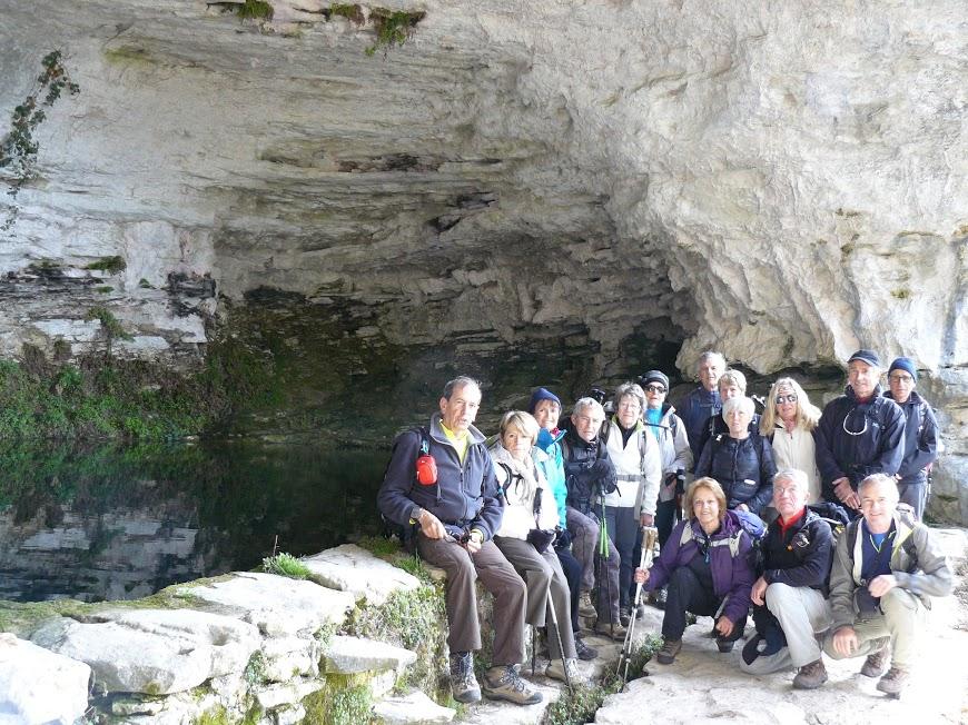 Luberon: Pas du Renard-Sivergues-Fort de Buoux 19
