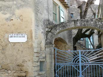 Luberon: Pas du Renard-Sivergues-Fort de Buoux 20
