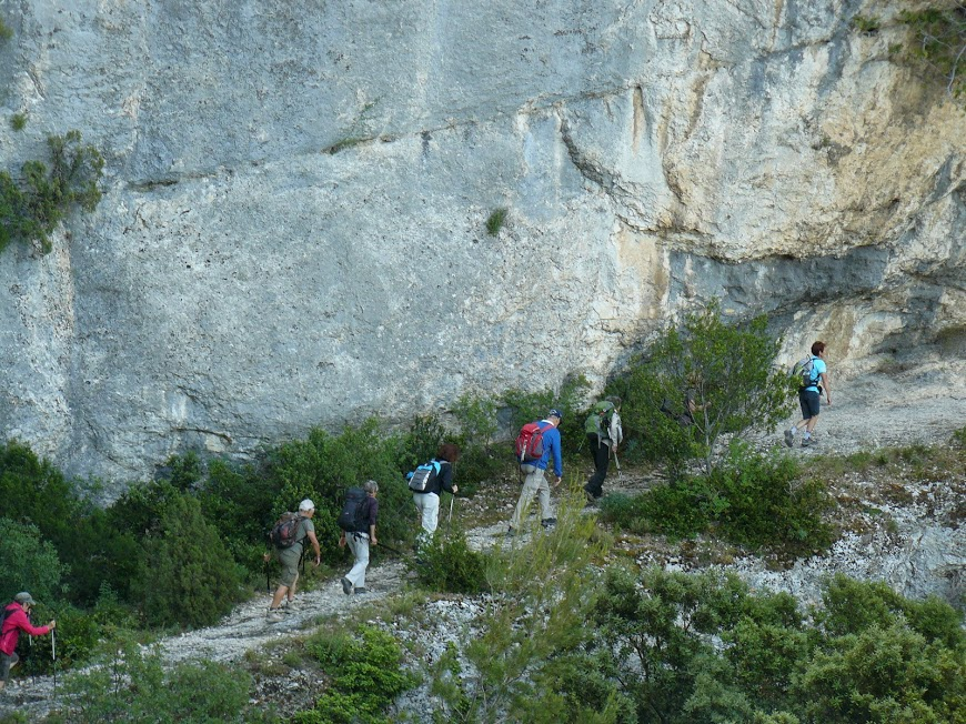 Luberon-Robion-Sommet du Castellas -Maubec 2