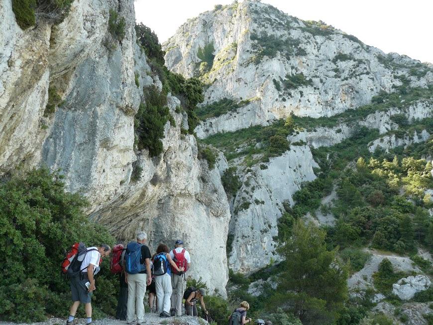 Luberon-Robion-Sommet du Castellas -Maubec 7