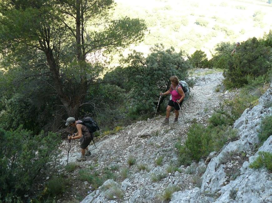 Luberon-Robion-Sommet du Castellas -Maubec 9