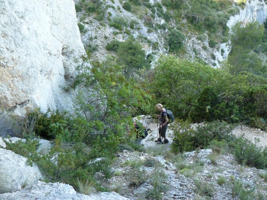 Luberon-Robion-Sommet du Castellas -Maubec 10