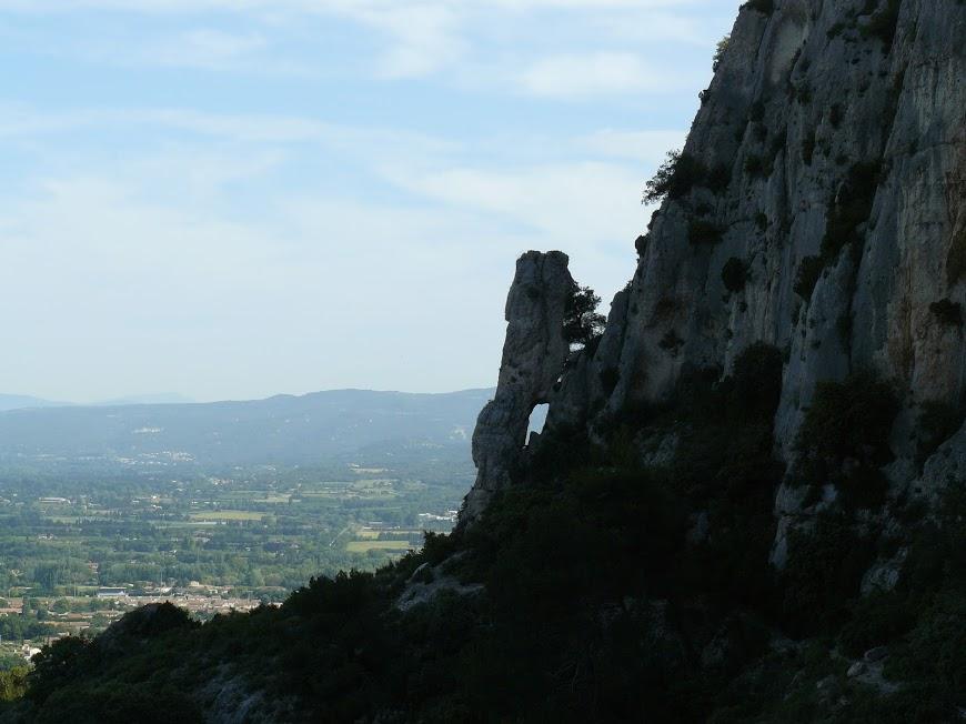 Luberon-Robion-Sommet du Castellas -Maubec 16