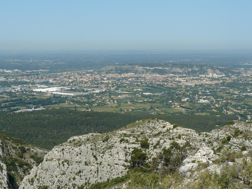 Luberon-Robion-Sommet du Castellas -Maubec 18