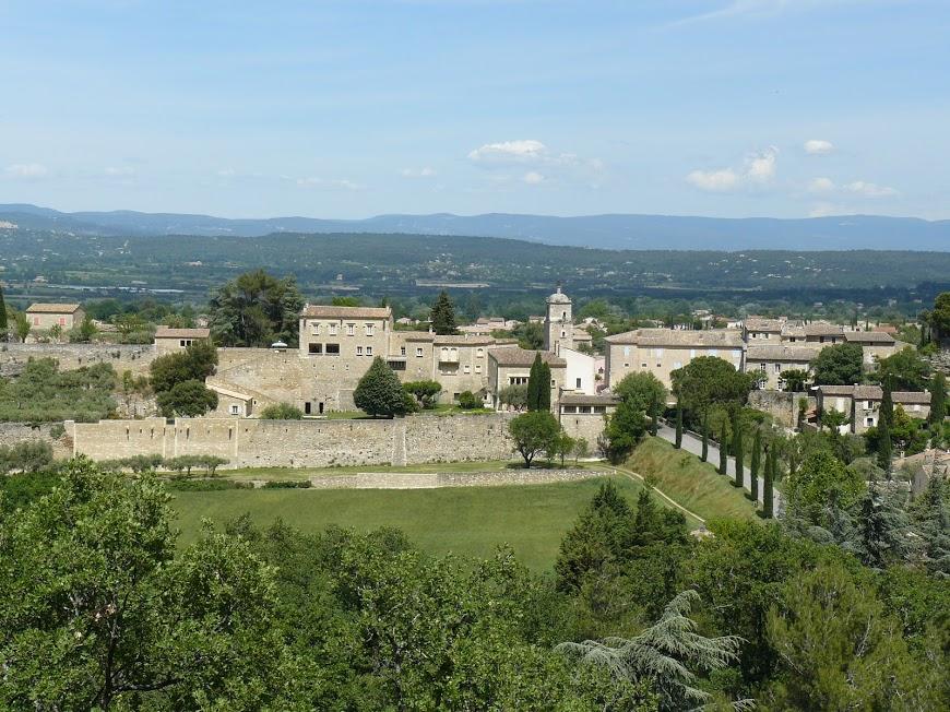 Luberon-Robion-Sommet du Castellas -Maubec 19