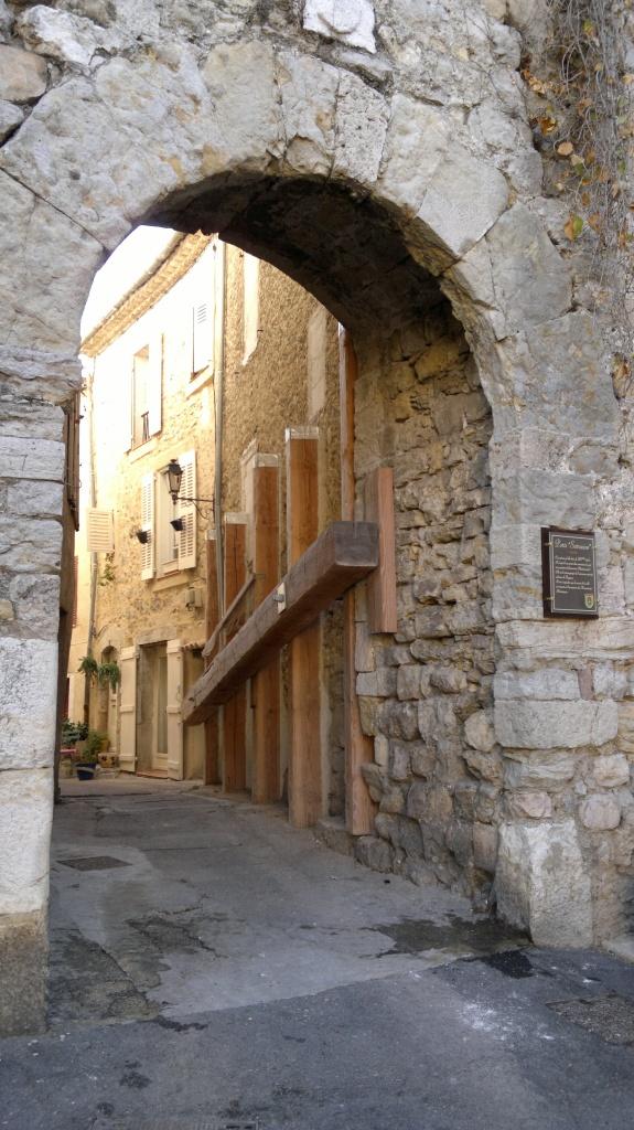 Porte Sarrasine 2