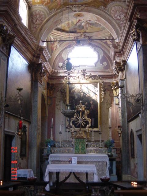 San Giulio Orta