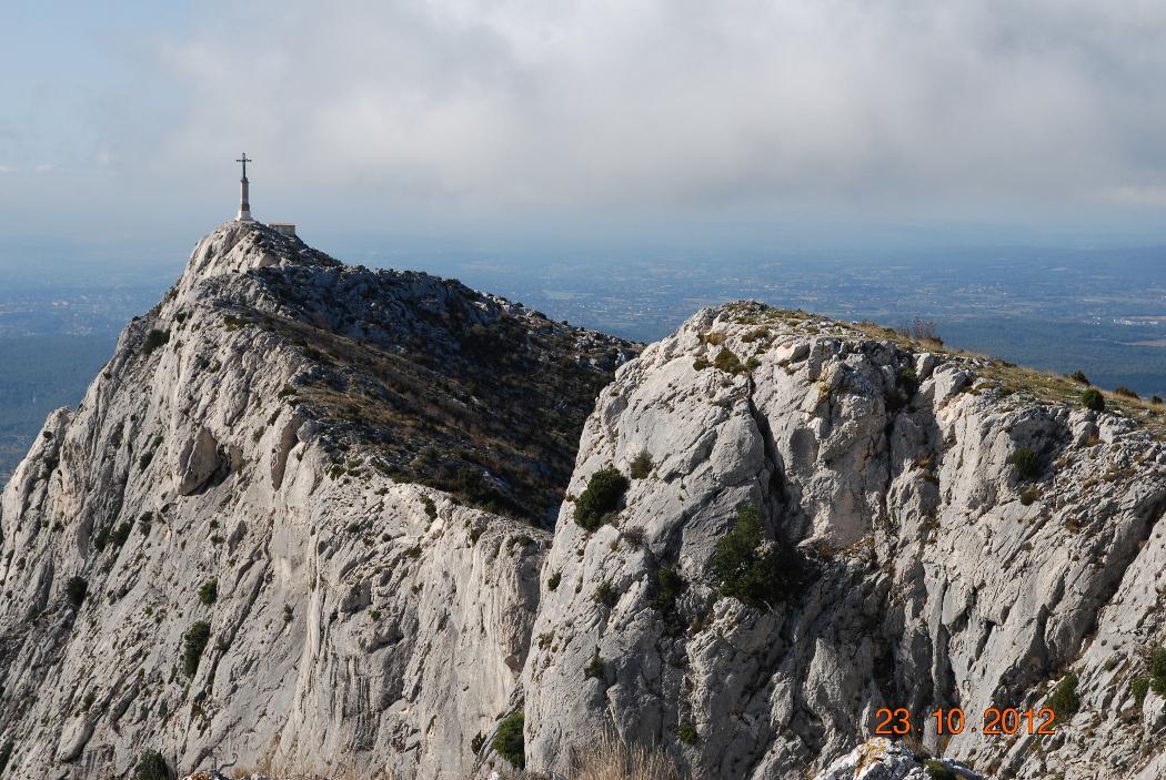Ste Victoire Croix de Provence