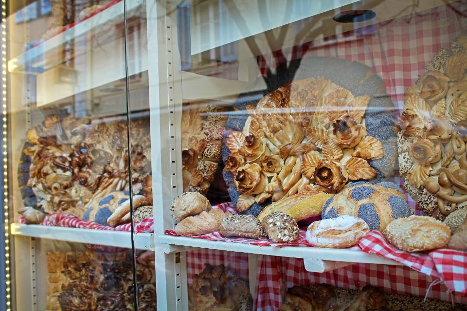 vitrine pain sainte maxime