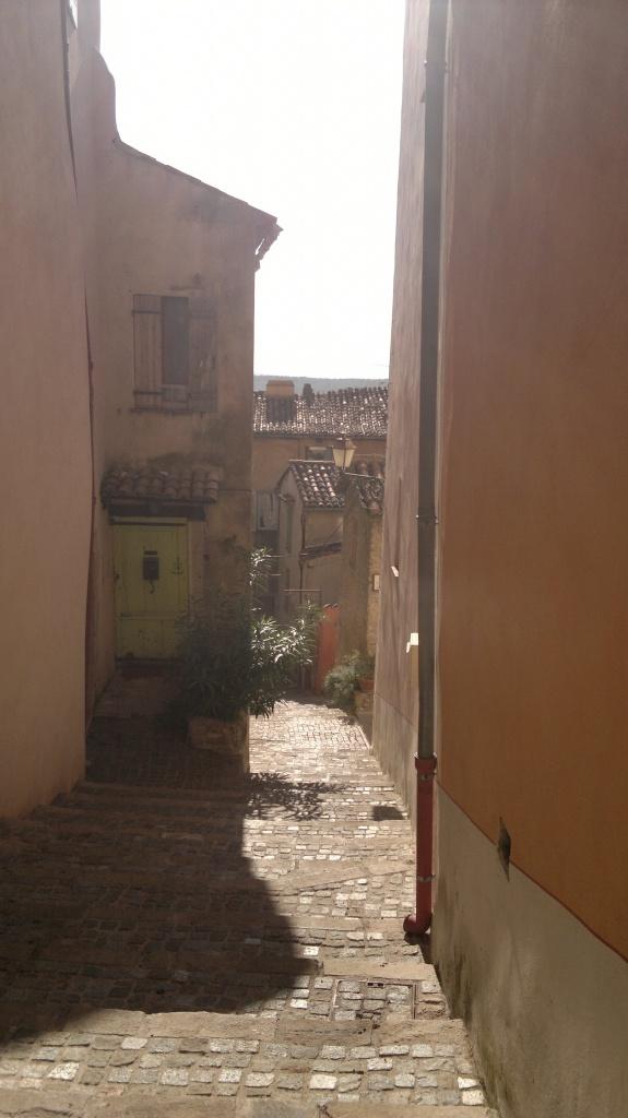 Vue rue Fayence