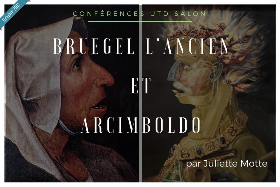 Conference octobre 2017 utd bruegel ancien et arcimboldo