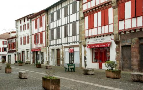 Maison pays basque