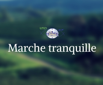 Marche tranquille