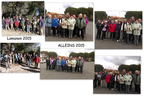 Sorties 2015 groupe regis