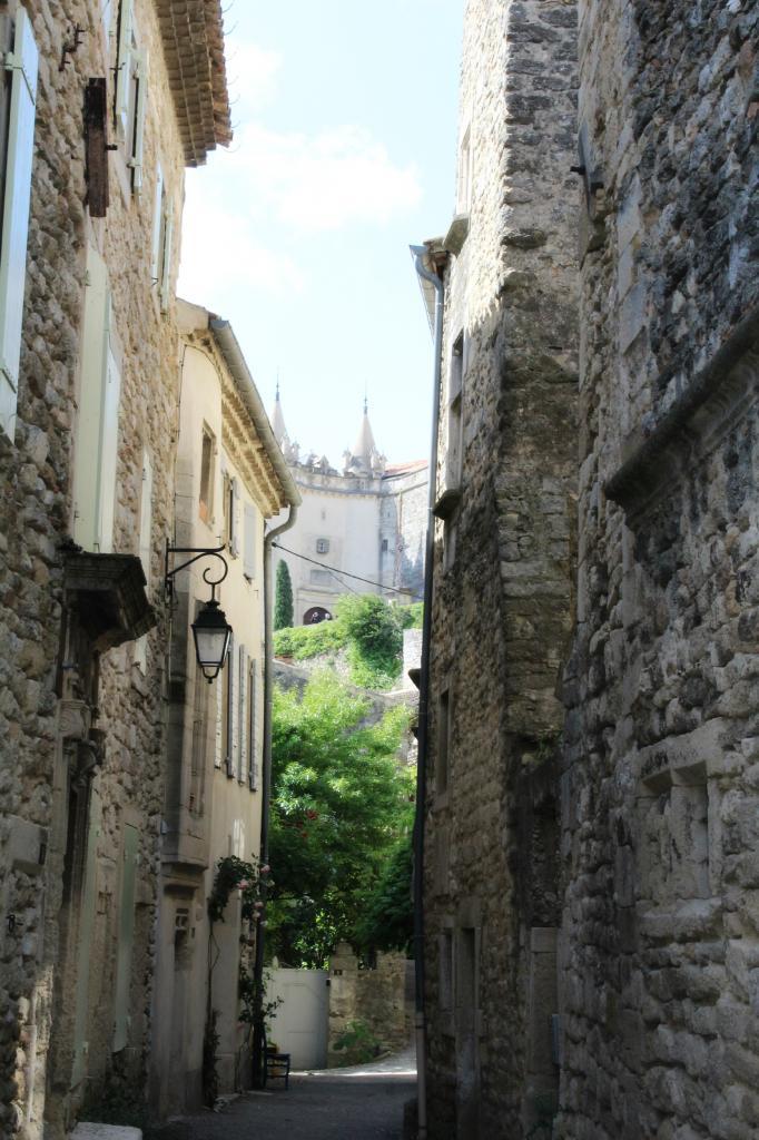 Vue sur le Château