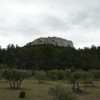 Les Alpilles Le Mont Valence 11