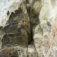 Les Alpilles  les falaises de la Lèque 14
