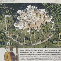 Les Alpilles: Castrum de Montpaon 2