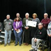 2 - Remise chèque 1000 € à ERIZU