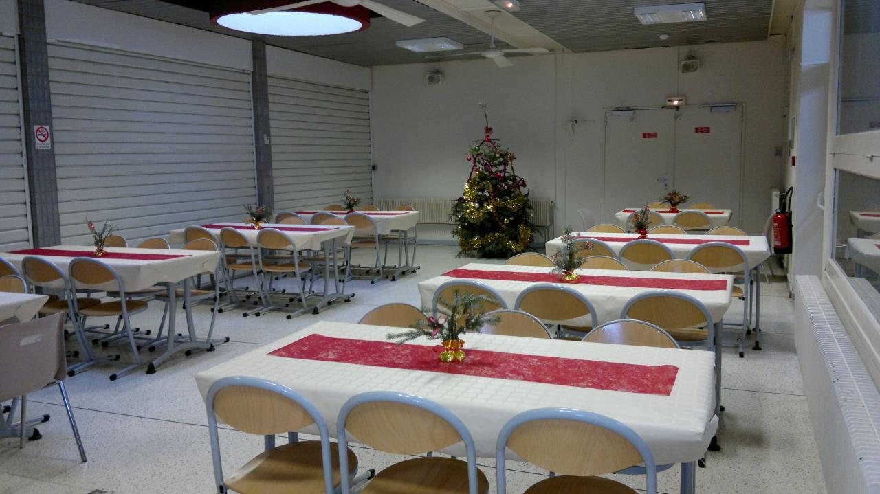 salle 13 desserts