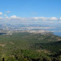 2014-02-25 Vue Générale sur Sanary Toulon Cap Sicie