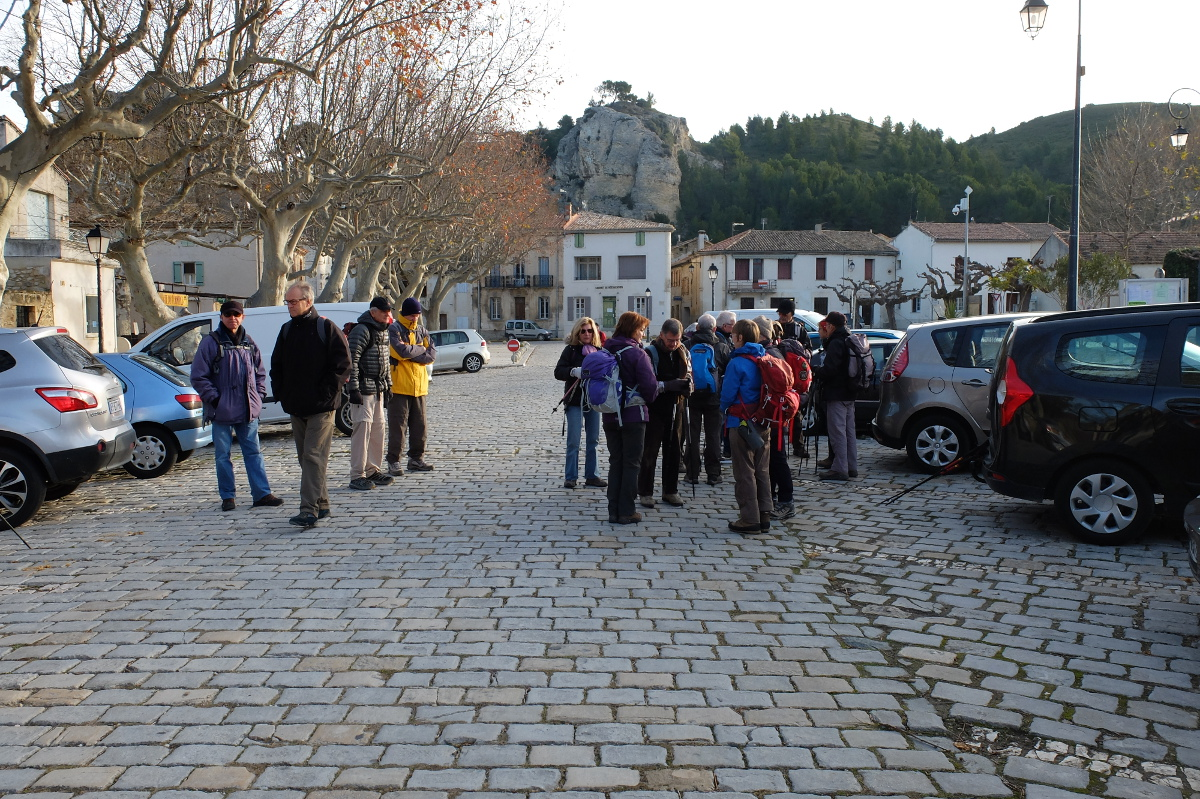 2015-1-27 1 La Montagnette Depart