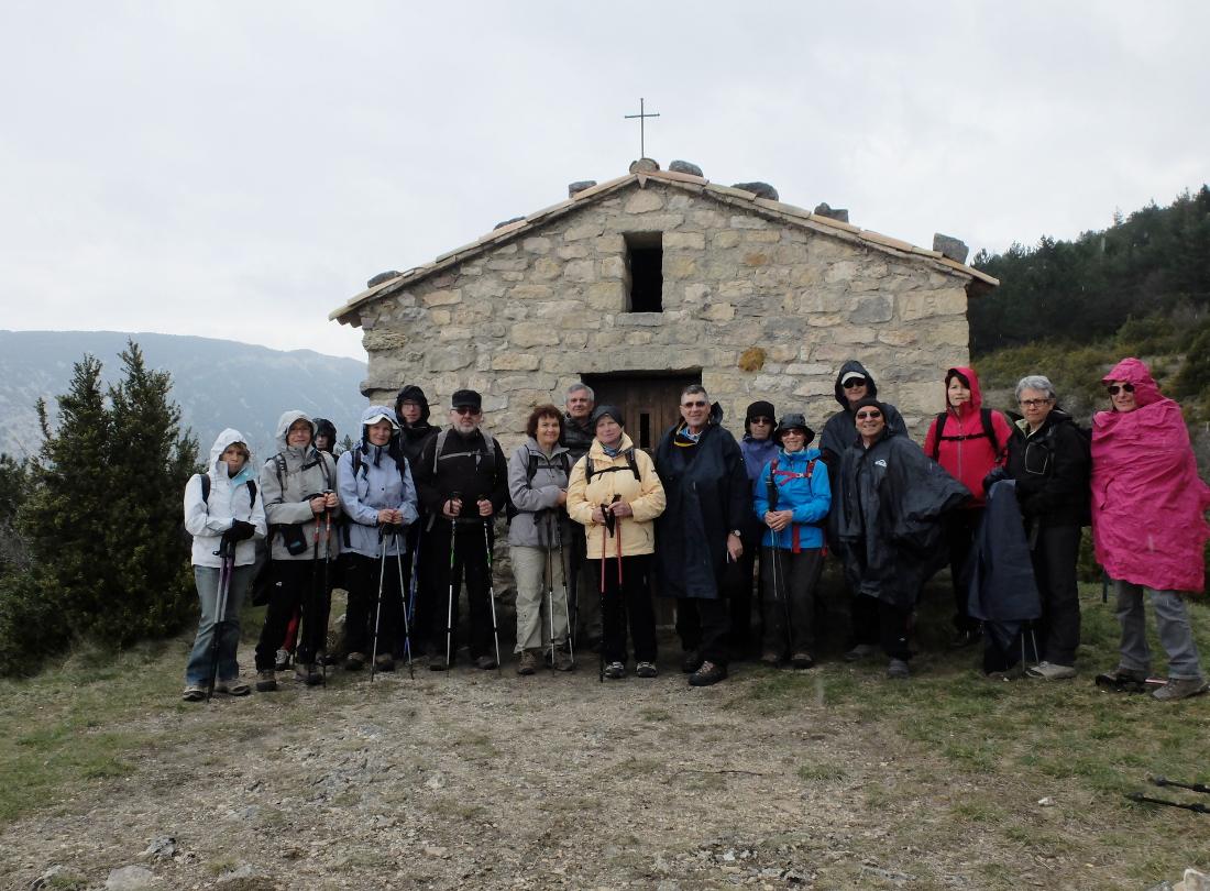 2015-3-24 2 Le groupe à  N.D. du Groseau