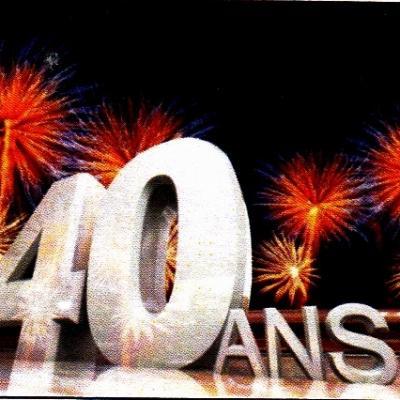 40 ans de l'UTD Salon de Provence - Anniversaire 2015