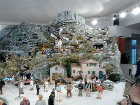 Aubagne Vue partielle au musée de Marcel Pagnol