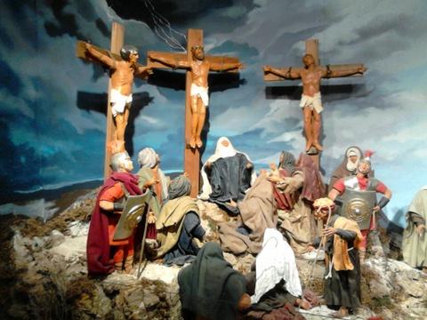 Aubagne Au musée du santonnier (2)