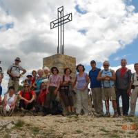 Croix Crête de St Amand