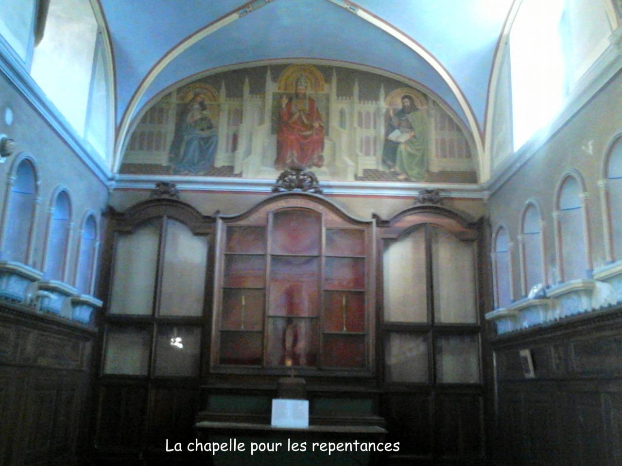 La chapelle des repentances