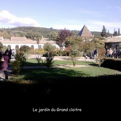 La chartreuse de Valbonne 11/2016