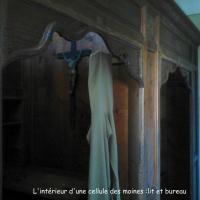 L'intérieur d'une cellule des pères chartreux