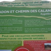 Eygalieres  les Calans 1 (Sortie 20 février 12;5 km déniv 300m)
