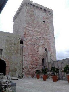 La tour du Roi René Fort St Jean