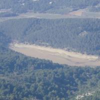 Sortie du 13 Mars 17 Lac de Bimont à sec